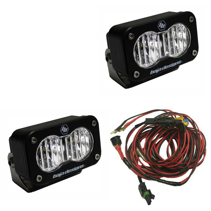 S2 Pro, Pair Wide Cornering LED