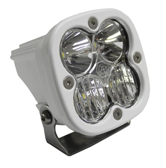 Squadron Pro, White, LED Driving/Combo