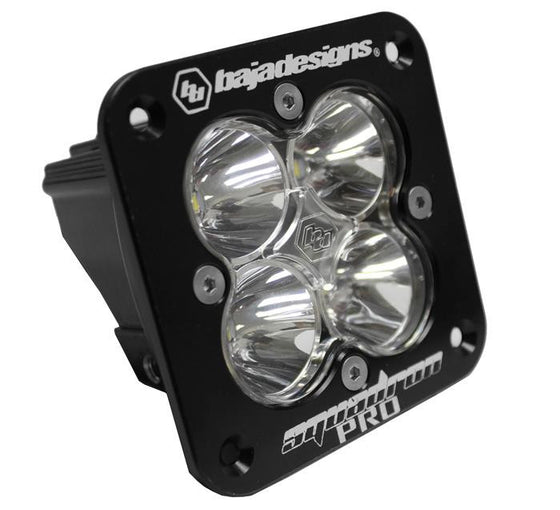 Squadron Pro, Flush Mount, LED Spot