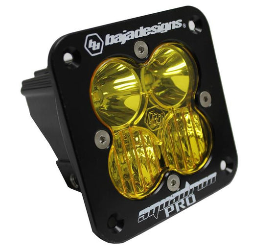Squadron Pro, Amber, Flush Mount LED Driving