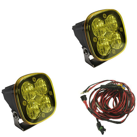 Squadron Pro, Pair Amber LED Wide Cornering