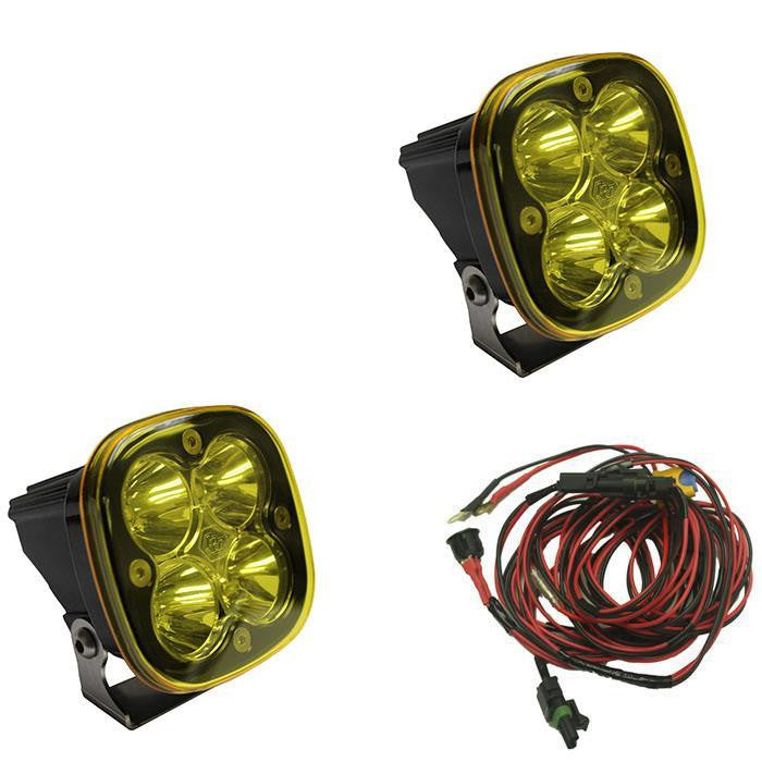 Squadron Pro, Pair Flood/Work Amber LED