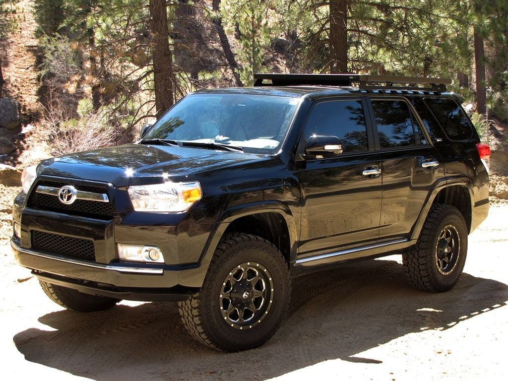Front Runner Toyota 4Runner (5th Gen) ¾ Slimline II Roof Rack Kit