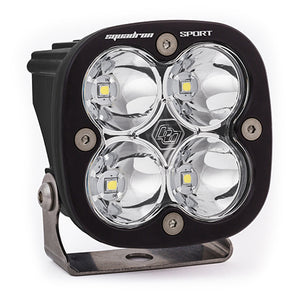 Squadron Sport LED Light - Black