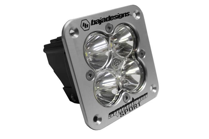 Squadron Sport, Flush Mount, LED Spot