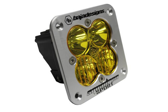 Squadron Sport, Flush Mount, LED Driving/Combo, Amber