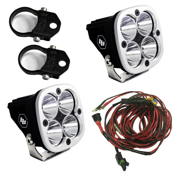 "Squadron Sport, Kit (Lights, Vertical Mounts 1.75"", Harness)"