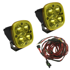 Squadron Sport, Pair Amber LED Work/Flood