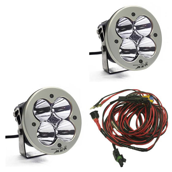 XL-R Sport, Pair High Speed Spot LED