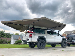 23Zero Peregrine 270 Passenger Side Awning with LST