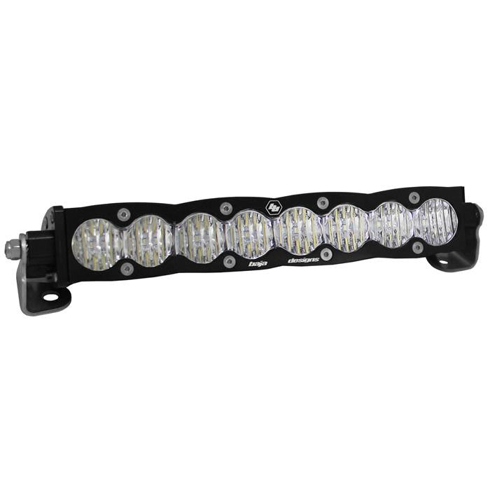"S8, 10"" Wide Driving Amber,LED Light Bar"