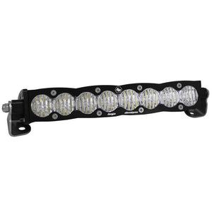 "S8, 30"" Wide Driving Amber, LED Light Bar"