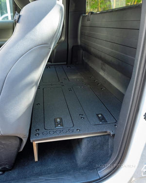 Tacoma Access Cab 2nd Row Seat Delete for 3rd Gen without Factory Seats