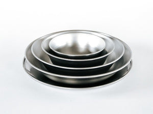 Stainless Dish Set Single