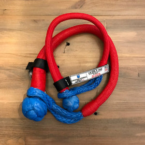 Dillo Hide Soft Shackle