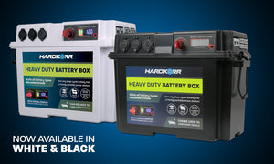 Hard Korr Auxiliary Dual Battery System