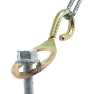 GroundGrabba HexHook Pro Lag Bolt Hook