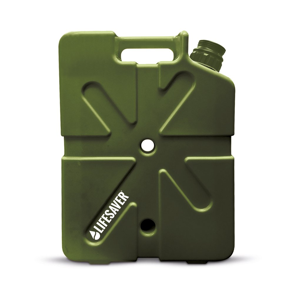 LifeSaver Portable Water Filter Jerry Can 20L (Army Green)