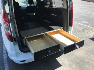 Goose Gear Ford Transit Connect Side X Side Drawer Module