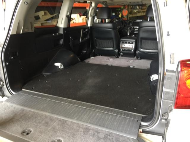 Land Cruiser 200 Plate System 2008+