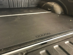 Goose Gear Ford F150 Rear Plate 13th Gen 2015-Present