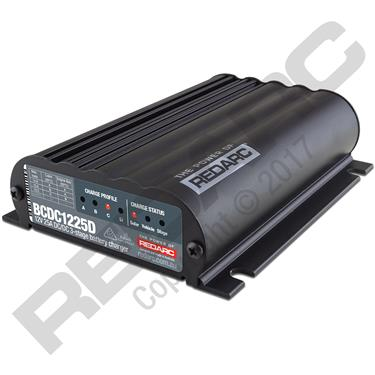 Redarc DC to DC Charger BCDC1225D