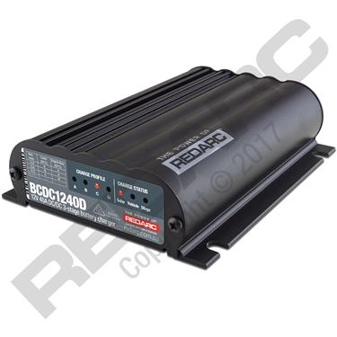 Redarc DC to DC Charger BCDC1240D