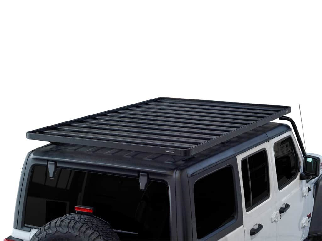 Front Runner Jeep Wrangler Jl 4 Door 2017 Current Extreme Roof Rack Cb Adventure Supply