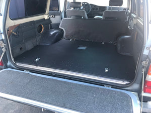 Land Cruiser 60 Plate System 1980-1989