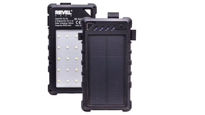 Revel Gear Day Tripper 8000 mAh Solar Battery