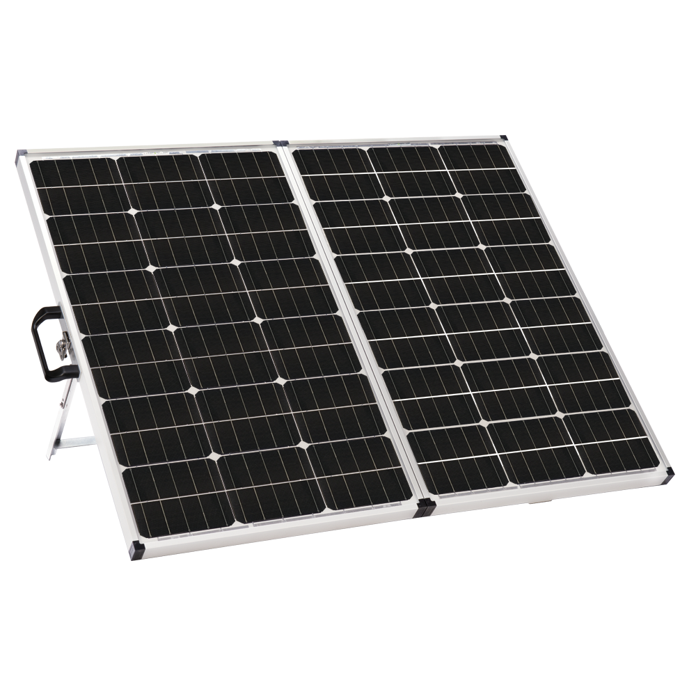Zamp 140-Watt Portable Solar Panel