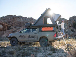 Alu-Cab Gen 3 Expedition Rooftop Tent