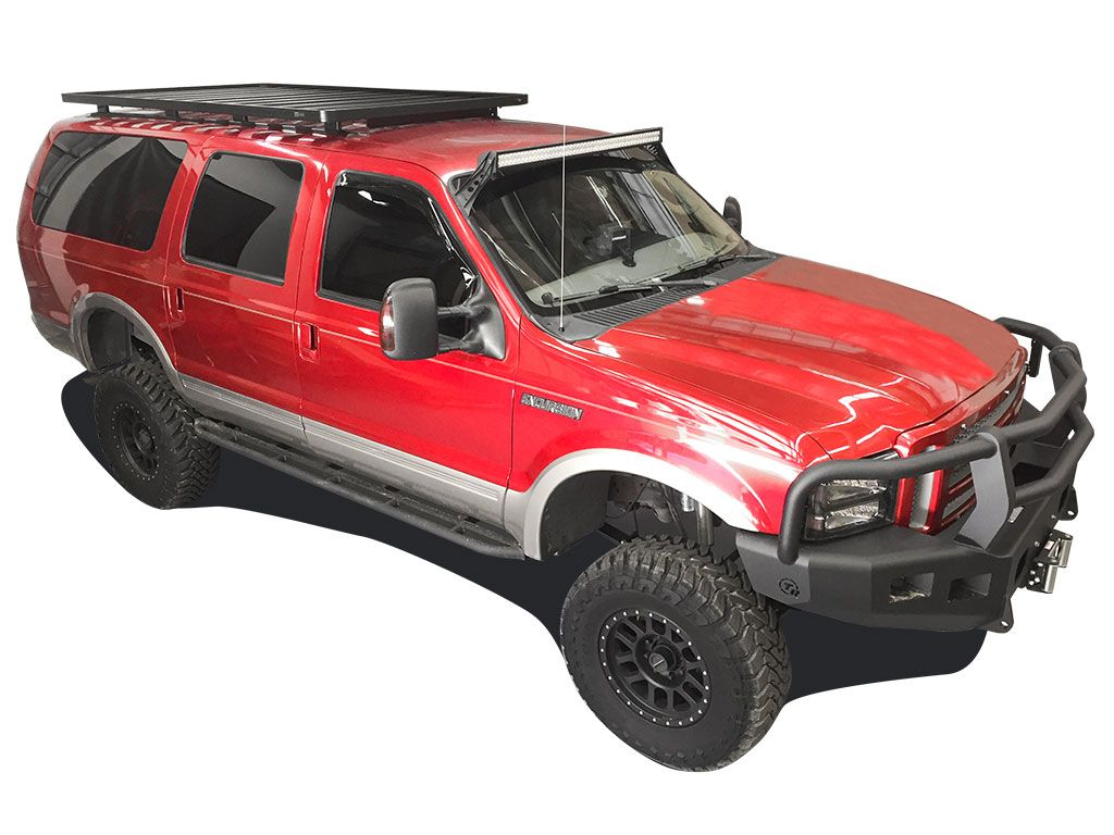 Front Runner Ford Excursion Slimline II Roof Rack
