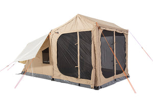 Oztent RX-4, Includes Living Room and Zip-In Floor