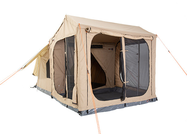 Oztent RX-5, Includes Living Room and Zip-In Floor