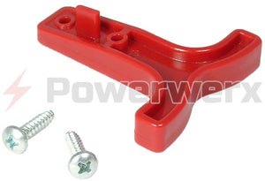 Powerwerx - SB120 SB Series Connector Red Handle Kit with Hardware