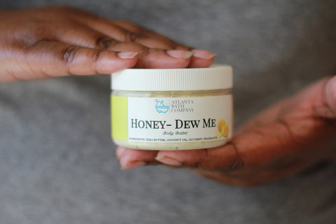 Honey-Dew Me Body Butter
