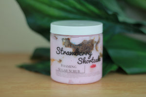 Strawberry Shortcake Sugar Scrub