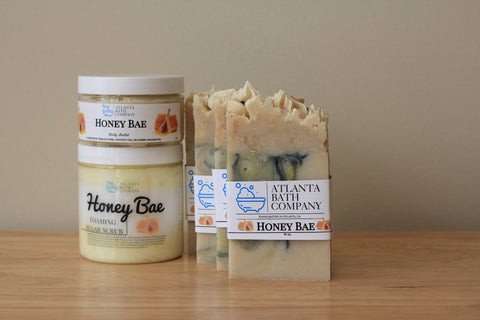 Honey Bae Soap
