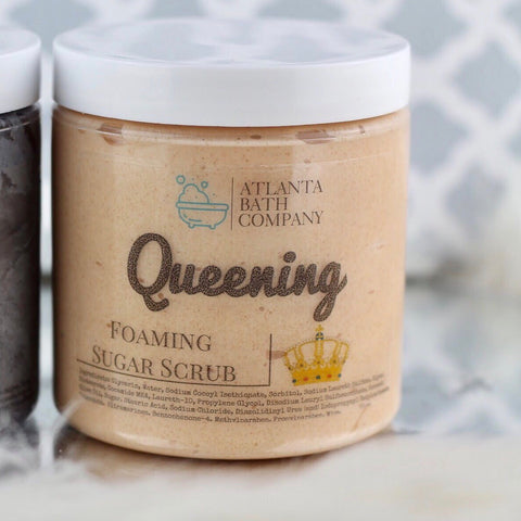Queening Sugar Scrub