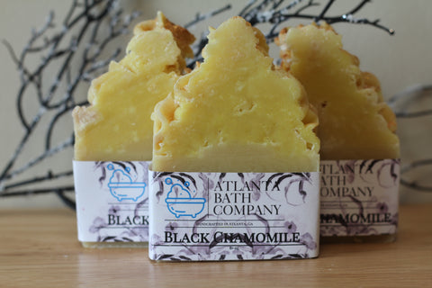 Black Chamomile Soap