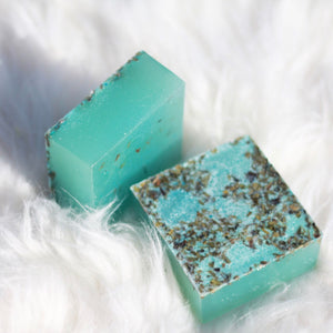 Mint + Herb Shampoo Bar