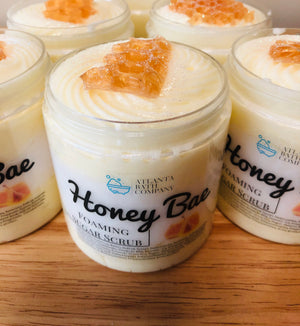 Honey Bae Sugar Scrub
