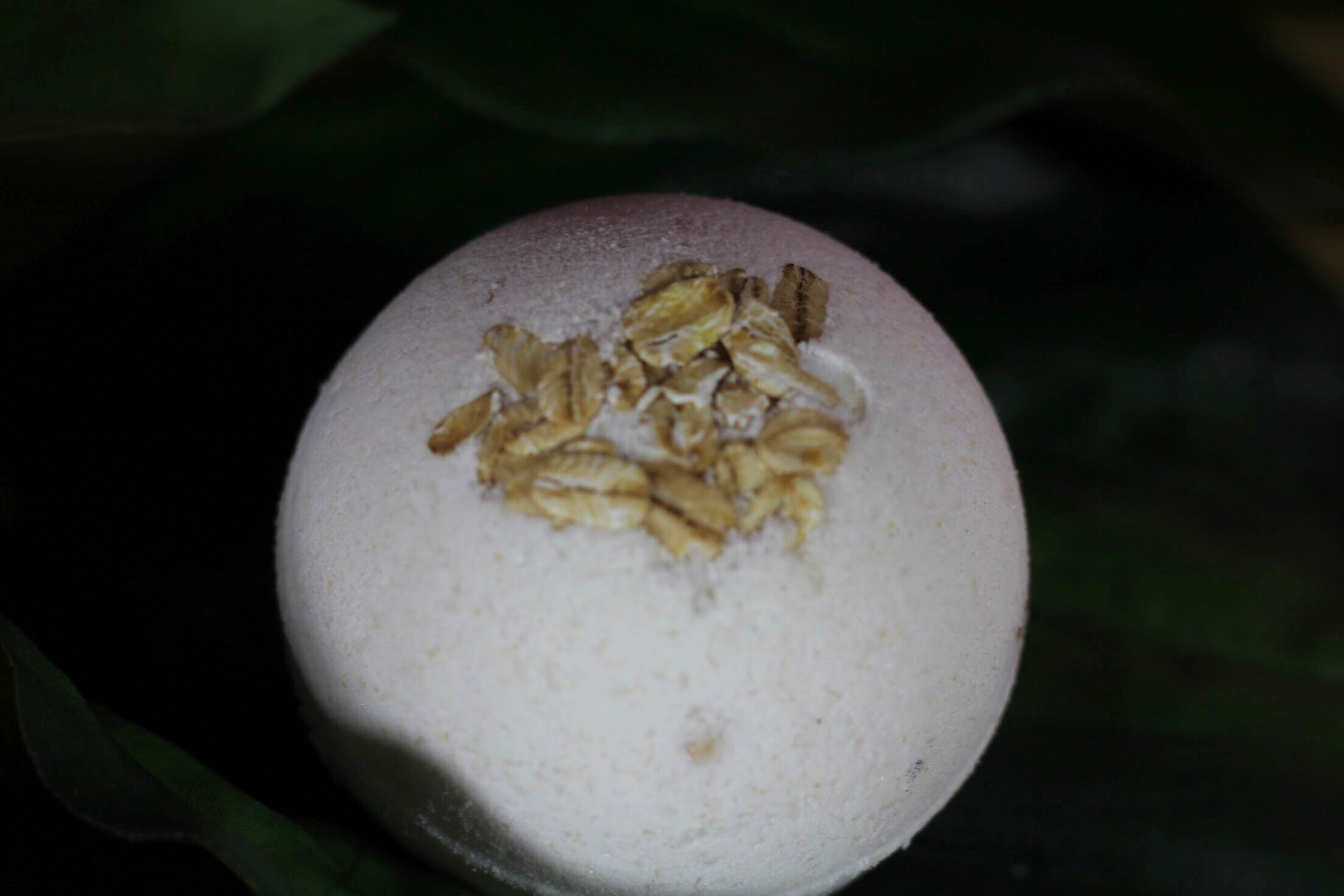 Nefertiti's Milk-Bath Bomb