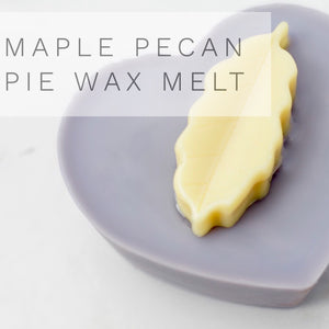 Maple Pecan Pie Wax Melt