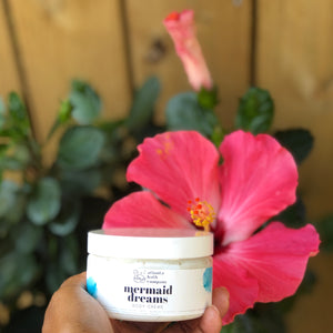 Mermaid Dreams Body Crème