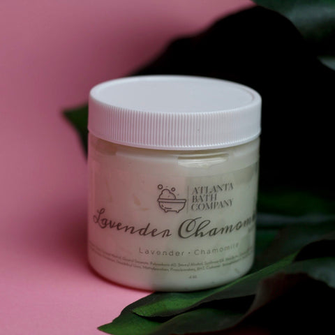 Lavender and Chamomile Body Cream