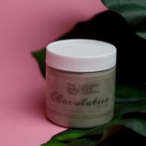 Chocolatier Body Cream