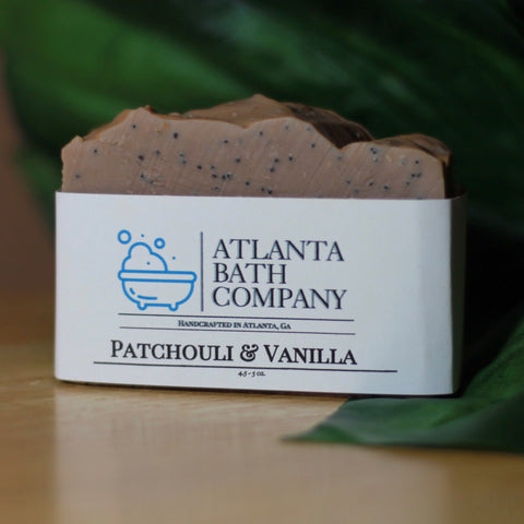 Patchouli and Vanilla Soap