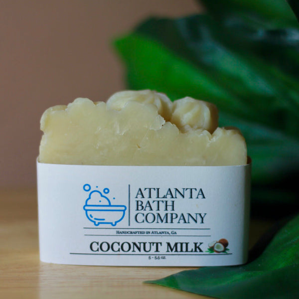 Coconut Milk Soap